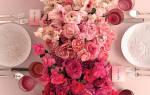 Свадебный декор своими руками: идеи оформления зала и создание пригласительных (+40 фото)