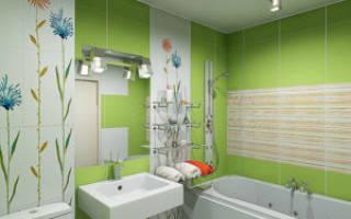 Ремонт в ванной в хрущевке: фото варианты
