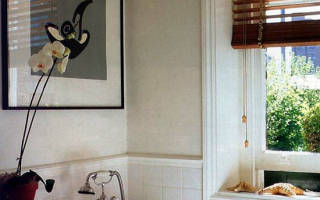 Современный дизайн ванной комнаты: цветовое оформление и организация пространства