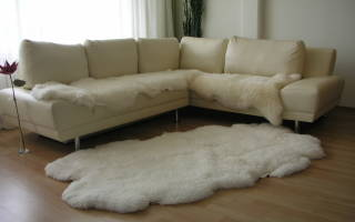 Как сделать накидку на диван своими руками