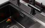 Разные способы установки кухонных моек своими руками