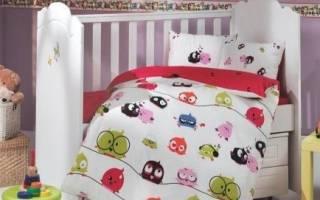 Выбираем постельное белье для детской