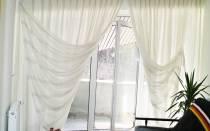 Турецкая тюль с вышивкой— новый способ преображения интерьера