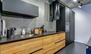Кухонный фартук: не просто плитка. 4 оригинальных решениях из разных проектов