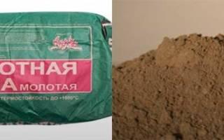 Что такое шамотная глина и способ ее применения