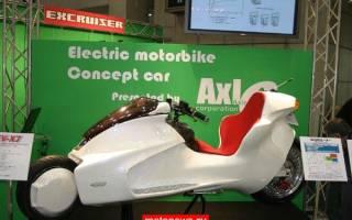 Мотоцикл на магнитном двигателе: правда или обман