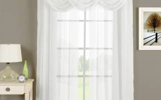 Белые шторы в интерьере: секрет красоты в каждой комнате