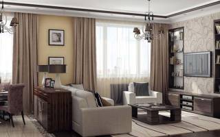 Тюль для зала: как выбрать идеальную ткань?