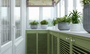 Красивый и полезный балкон. 5 идей, подсмотренных у профессионалов