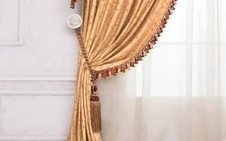 Как придать изюминку интерьеру с помощью штор с бахромой