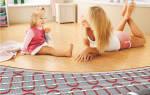 Как выбрать теплый пол для квартиры
