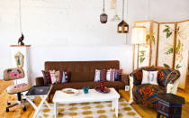 Бохо стиль в интерьере – неординарное решение для вашей квартиры