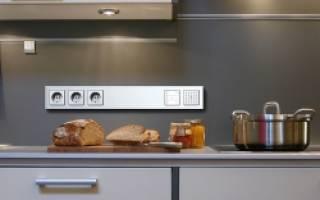 Высота розеток от пола: схема расположения в квартире