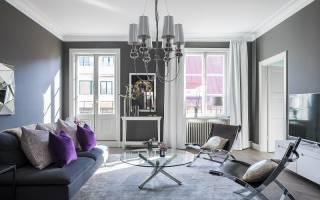 Вдохновляющий прованс в оформлении квартиры в стокгольме