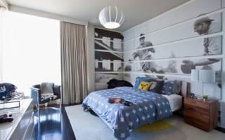Выбираем шторы в комнату подростка мальчика: дизайн и цветовые сочетания