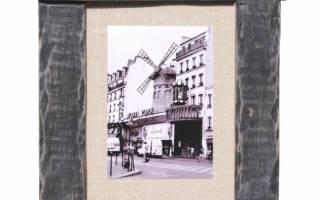 Фоторамка своими руками: бумага, картон, дерево (50 фото)