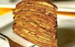 Рецепты тортов невысокой калорийности