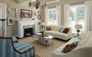 Каким должен быть идеальный интерьер гостиной
