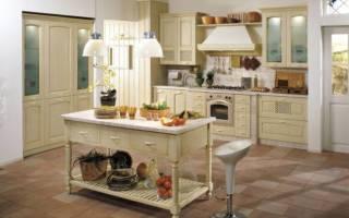 Кухонные дополнения в греческом стиле