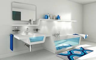 Коврик для ванной – безопасный и эстетичный
