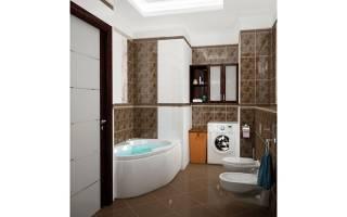 С чего начать ремонт в ванной: фото последовательности работ