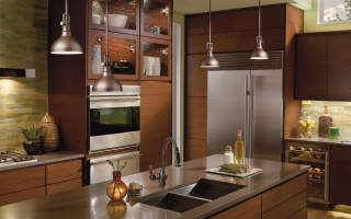 Выбираем люстру для кухни: мощность, дизайн, материалы