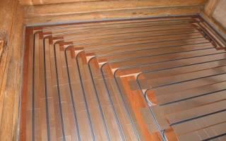 Теплый пол без стяжки: полистирольные плиты и сухой алюминий, пластины и ламинат водяной, теплораспределители