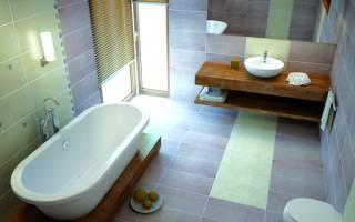 Дизайн плитки в ванной — советы дизайнеров